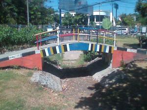TamanKarimunJawa: Jembatan jogging Track
