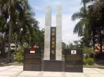 Monumen Persahabataan Indonesia-korea