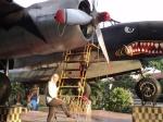 Monumen Pesawat Bomber