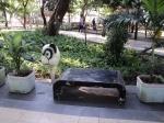 Bangku Taman Flora Bratang