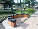 Bangku Taman Sulawesi