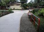 Jalur Refleksi Kaki Taman Mundu