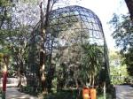 Kandang Burung Taman Flora Bratang