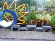 Bangku Taman Bungkul
