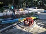 Jungkitan Taman Flora