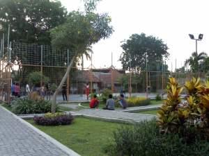 Lapangan Futsal Taman Teratai